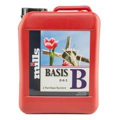 Mills Nutrients Basis B, 5 Liter