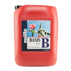 Mills Nutrients Basis B, 200 Liter
