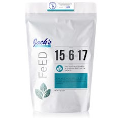 Jack's Nutrients FeED 15-6-17 Clone 1 kg