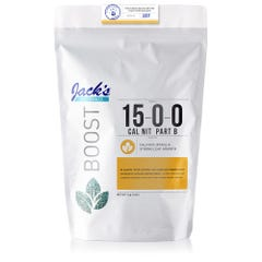 Jack's Nutrients Boost 15-0-0 Cal Nit Part B 1 kg