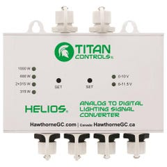 Titan Controls Helios Analog to Digital Signal Converter
