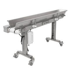 Twister T2/T4 Stainless Steel Feed Conveyor