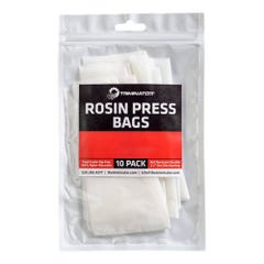 "Triminator Nylon Rosin Press Bags 5""x6.5"" 72u"