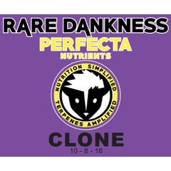 Rare Dankness Nutrients Perfecta CLONE, 1 gallon pail, 6 lbs