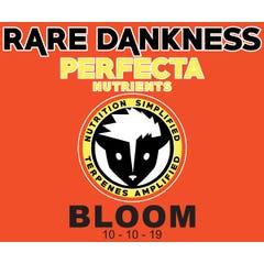 Rare Dankness Nutrients Perfecta BLOOM, 1 gallon pail, 6 lbs