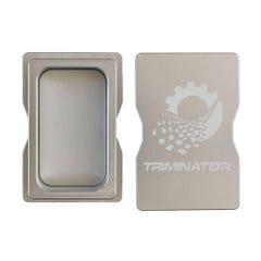 Triminator Pre Press Mold Small 3.5x2