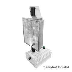 Iluminar CMH Full Fixture DE 630 Watt 277 Volt C Series with no Lamp Included/W C-Hanger