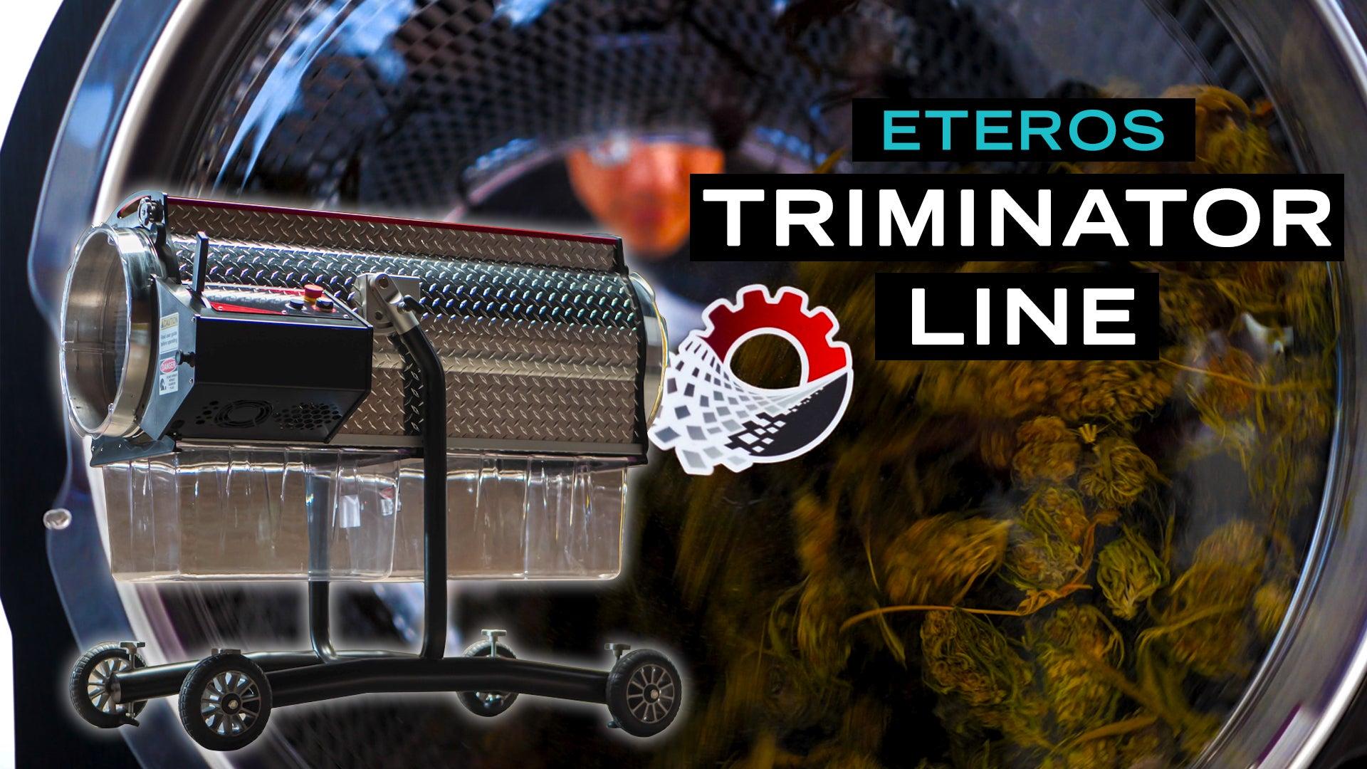 Eteros Triminator Harvesting Line