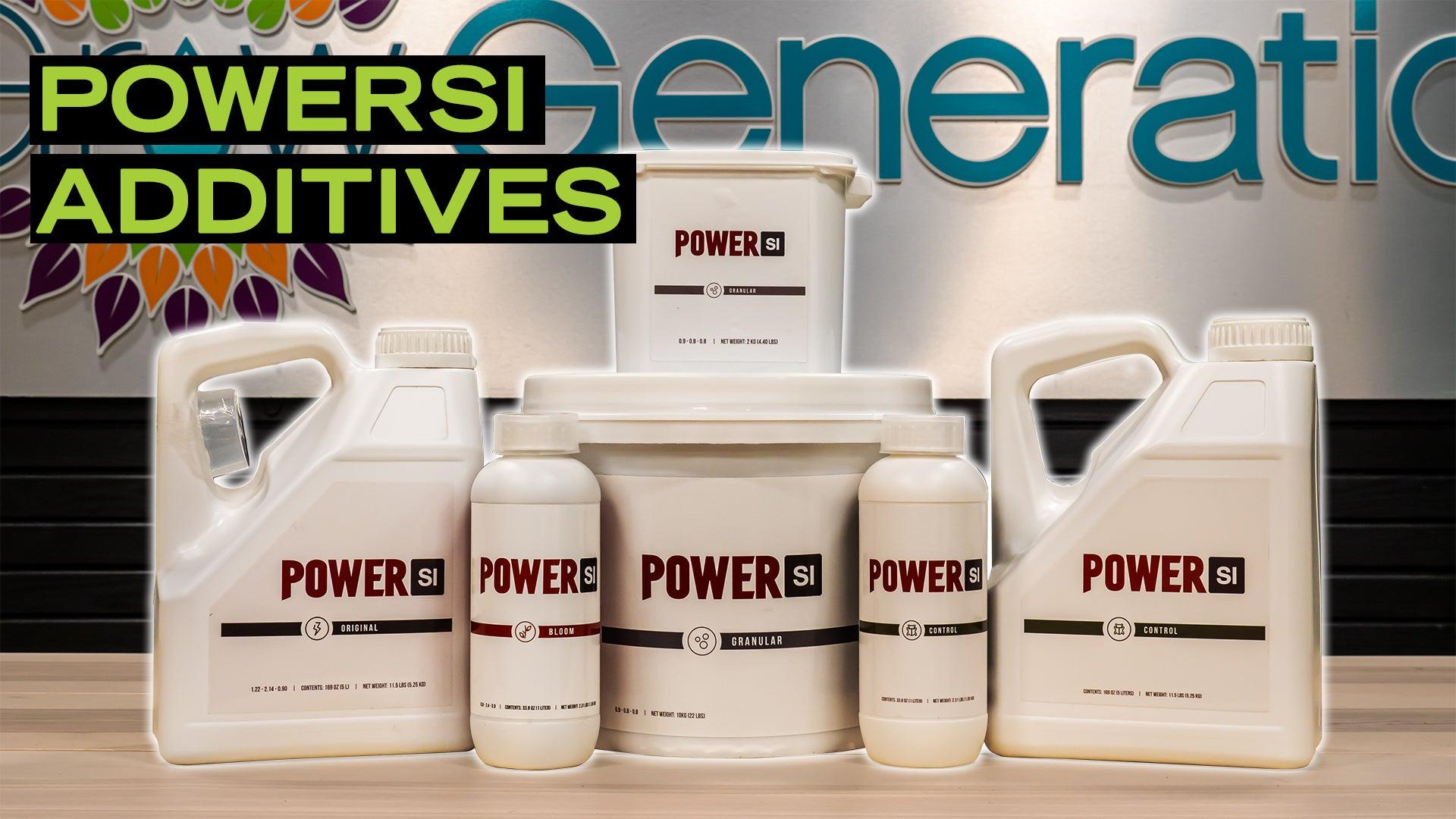 PowerSi Nutrient Line