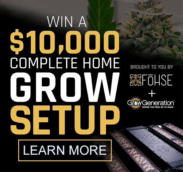 FOHSE Tent Package Giveaway