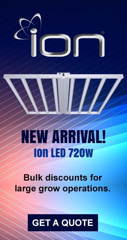 New Ion LED Grow Light