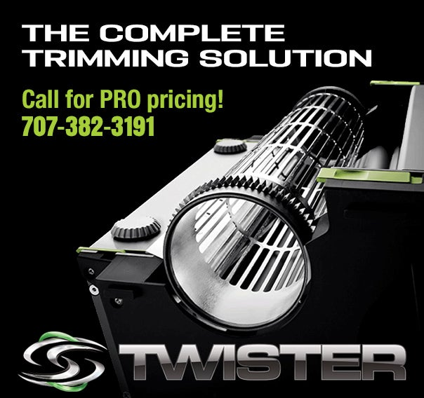 Twister Trimmers - Call for Pro Pricing